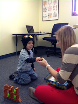 Pediatric Speech and Occupational Therapy for Murphy Texas