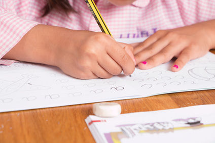Find out the advantages of working with an occupational therapists for handwriting issues