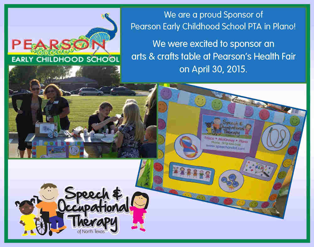 Pearson Early Childhood School PTA in Plano