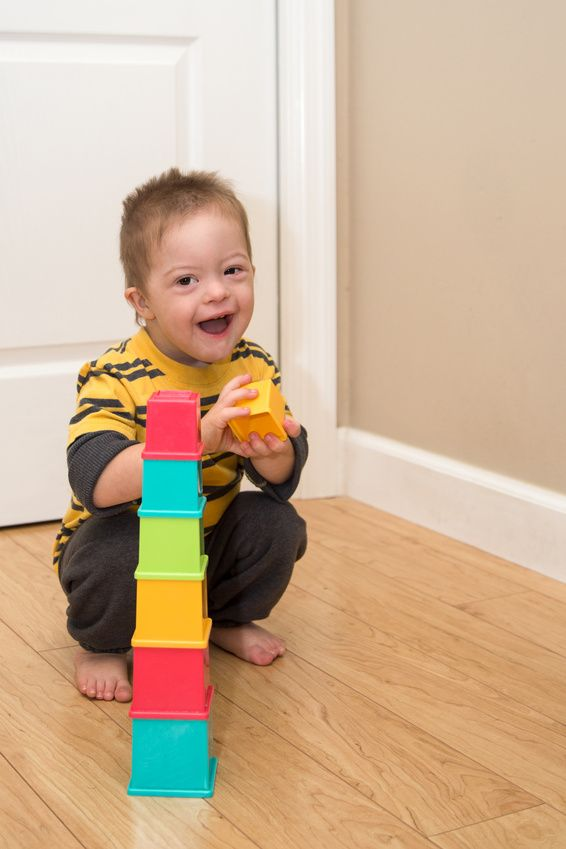 Speech-Language Therapy for Down Syndrome
