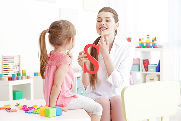 How Does a Speech Language Pathologist Help Children with Communication Disorders